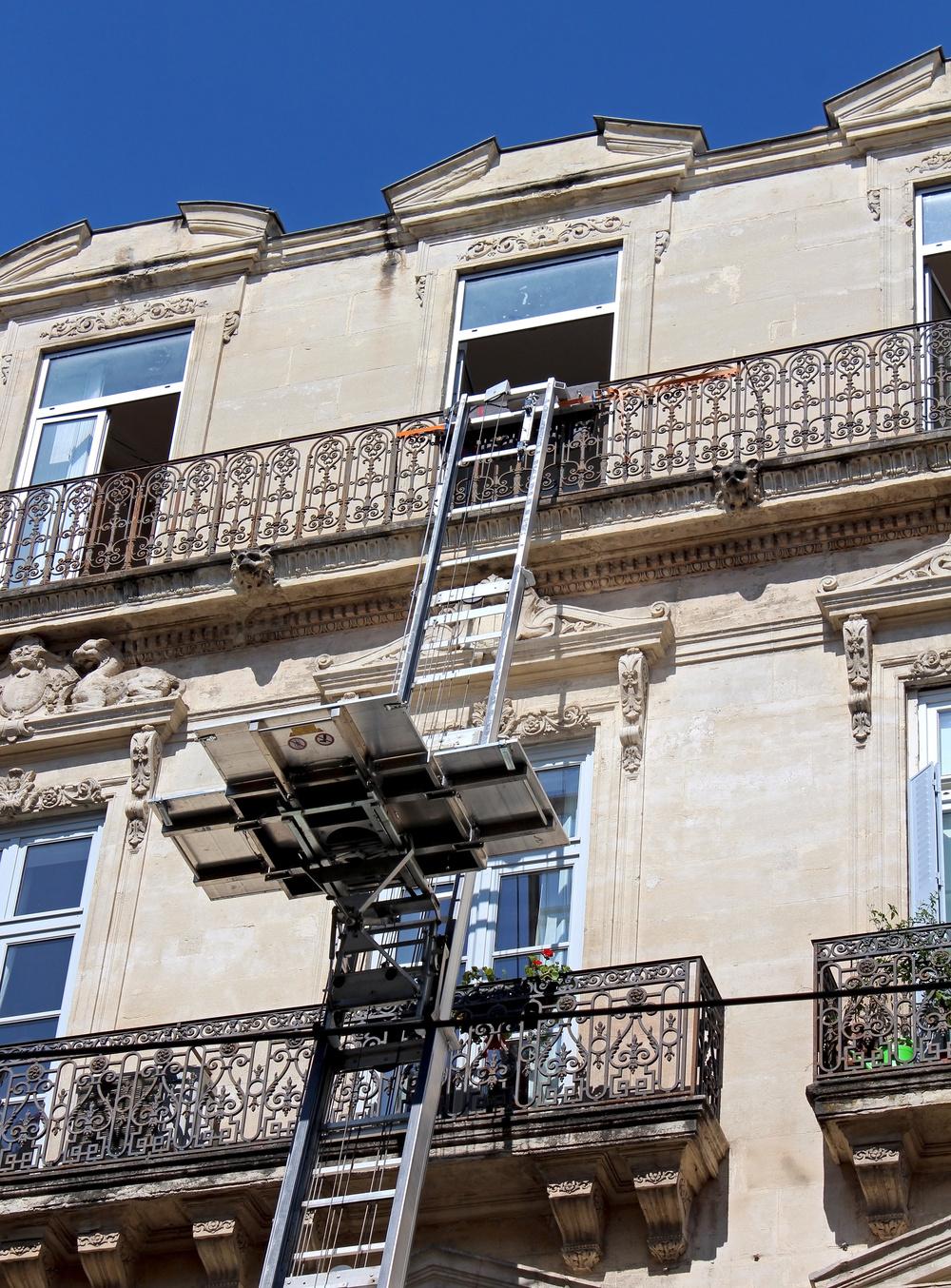 Les tarifs d'un monte-meubles pour déménager à Toulouse ?