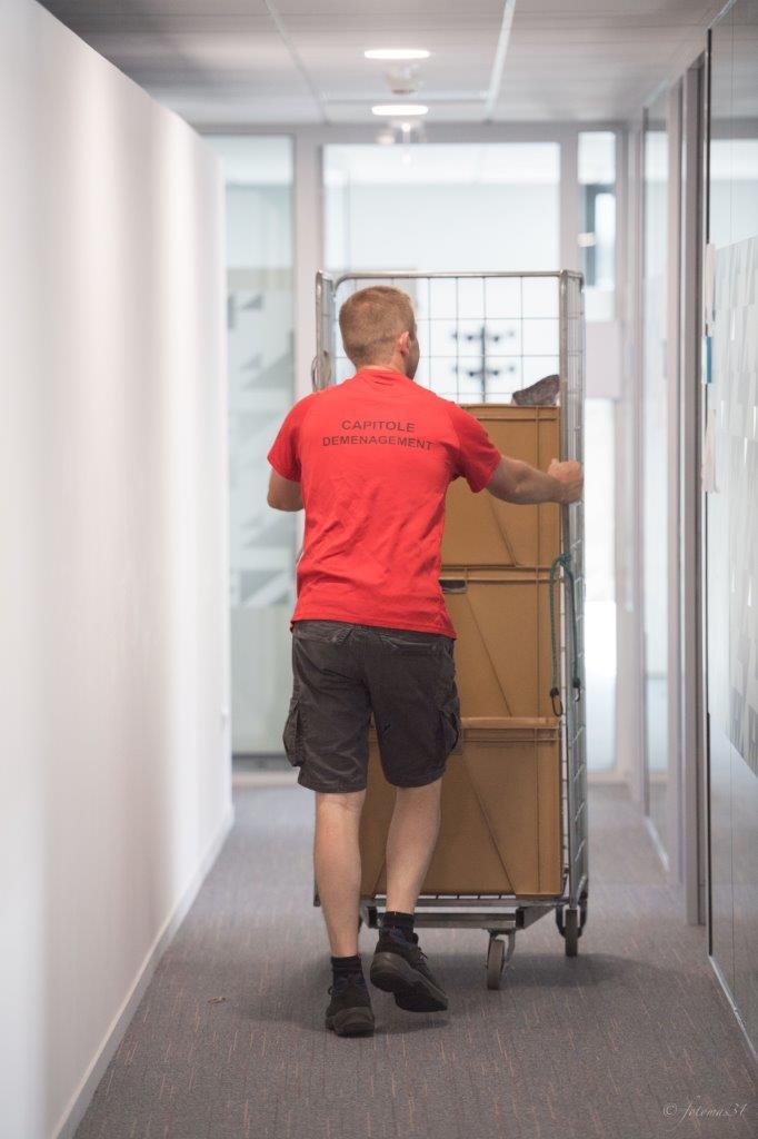 Faites un devis pour le déménagement de vos biens auprès de Capitole déménagement à Balma